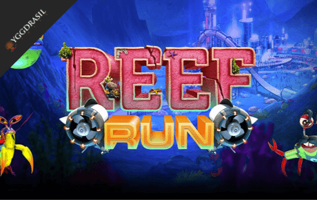 reef run spielautomat - yggdrasil gaming