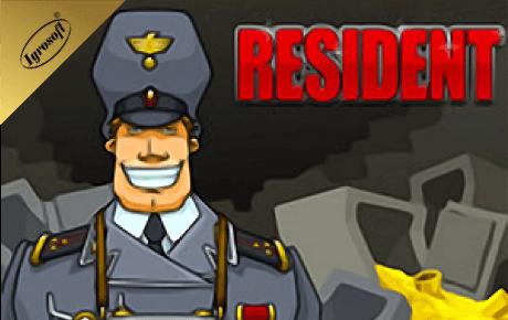 resident spielautomat - igrosoft