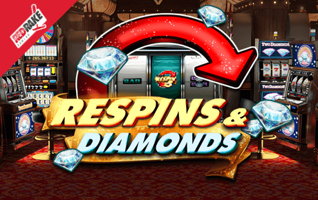 respins and diamonds spielautomat - red rake gaming