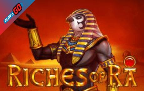 riches of ra spielautomat - playn go