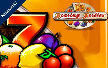 roaring forties spielautomat - novomatic