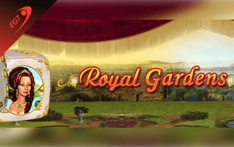 royal gardens spielautomat - euro games technology