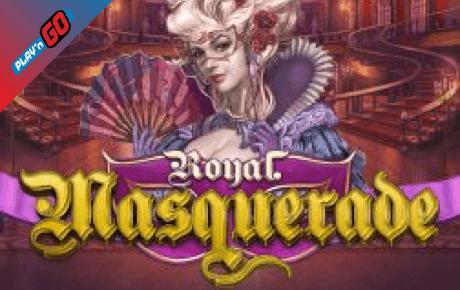 royal masquerade spielautomat - playn go