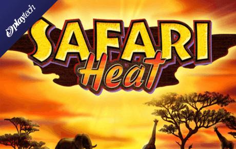 safari heat spielautomat - playtech