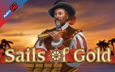 sails of gold spielautomat - playn go