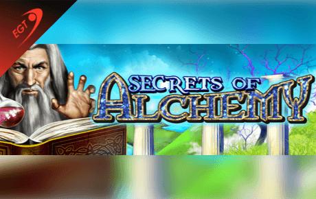 secrets of alchemy spielautomat - euro games technology