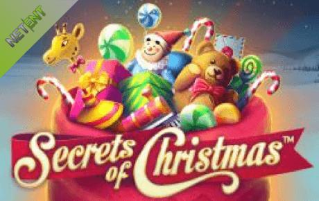 secrets of christmas spielautomat - netent