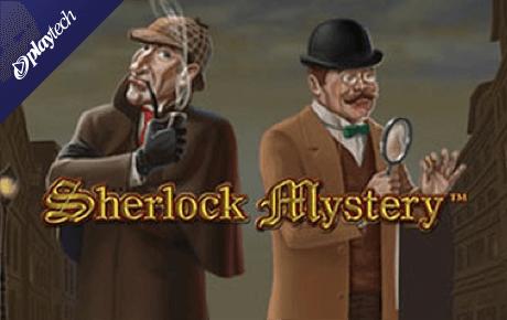 sherlock mystery spielautomat - playtech