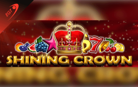 shining crown spielautomat - euro games technology