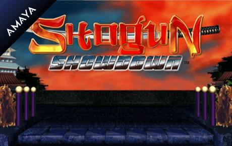shogun showdown spielautomat - amaya chartwell