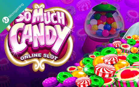 so much candy spielautomat - microgaming