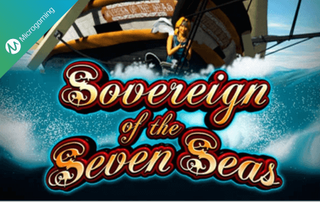 sovereign of the seven seas spielautomat - microgaming