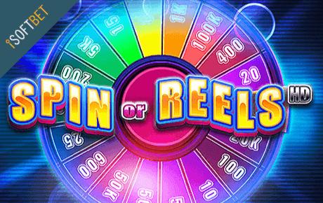 spin or reels hd spielautomat - isoftbet