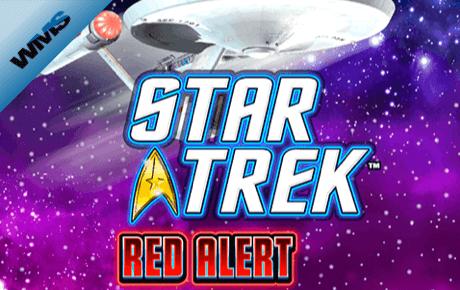 star trek red alert spielautomat - wms williams interactive