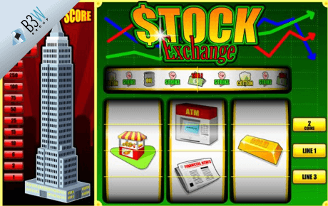 stock exchange spielautomat - b3w group