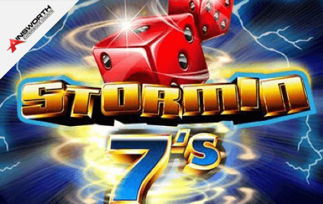 stormin 7s spielautomat - ainsworth gaming technology