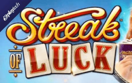 streak of luck spielautomat - playtech