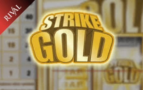 strike gold spielautomat - rival