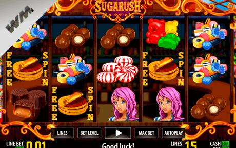 sugarush spielautomaten - world match