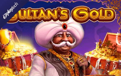 sultans gold spielautomat - playtech