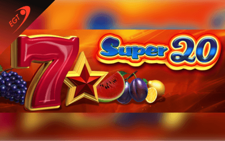 super 20 spielautomat - euro games technology