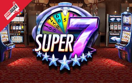 super 7 stars spielautomat - red rake gaming