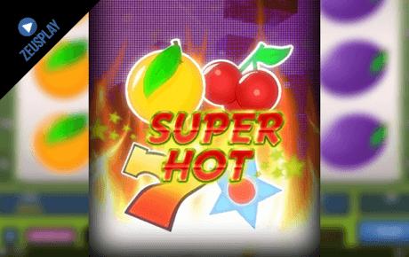 super hot spielautomat - zeus play