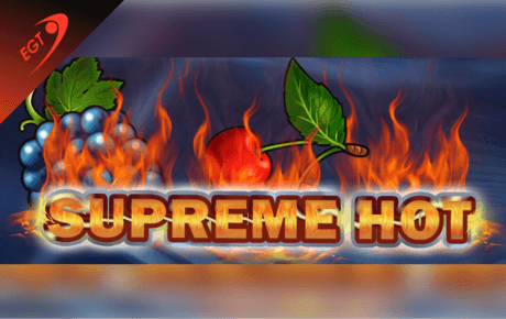 supreme hot spielautomat - euro games technology