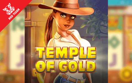 temple of gold spielautomat - red tiger gaming