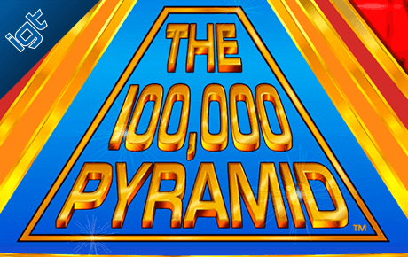 the 100000 pyramid spielautomat - igt wagerworks