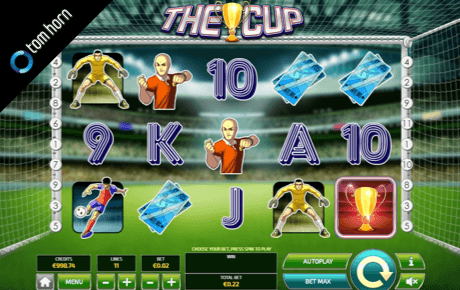 the cup spielautomat - tom horn gaming