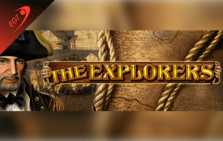 the explorers spielautomat - euro games technology