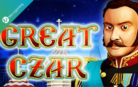 the great czar spielautomat - microgaming