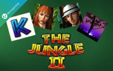 the jungle ii spielautomat - microgaming