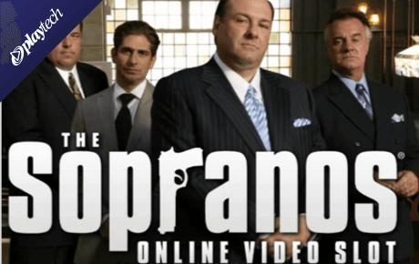 the sopranos spielautomat - playtech