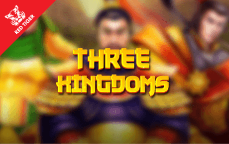 three kingdoms spielautomat - red tiger gaming