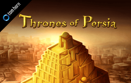 thrones of persia spielautomat - tom horn gaming