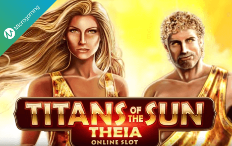 titans of the sun theia spielautomat - microgaming