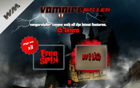 vampire killer spielautomat - world match