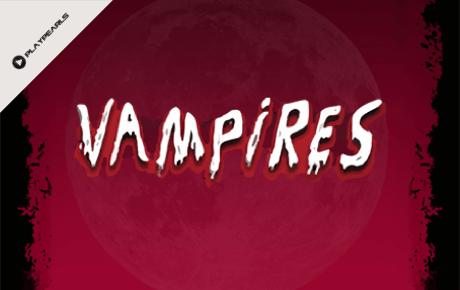 vampires spielautomat - playpearls