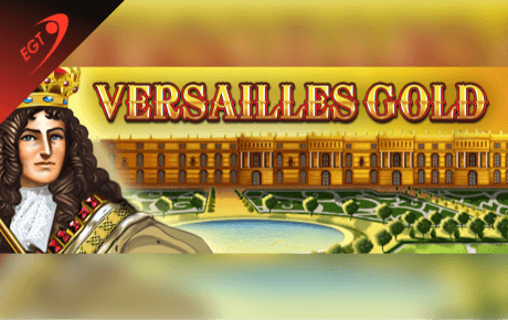 versailles gold spielautomat - euro games technology