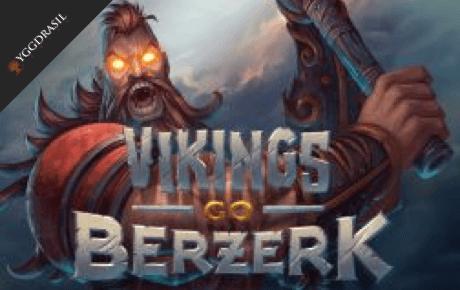 vikings go berzerk spielautomat - yggdrasil gaming