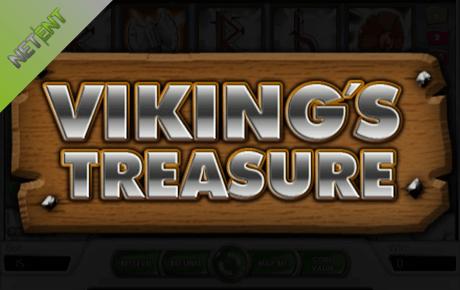 vikings treasure spielautomat - netent