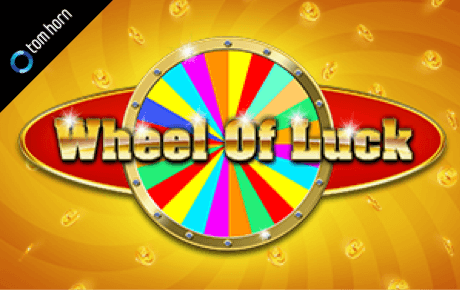 wheel of luck spielautomat - tom horn gaming