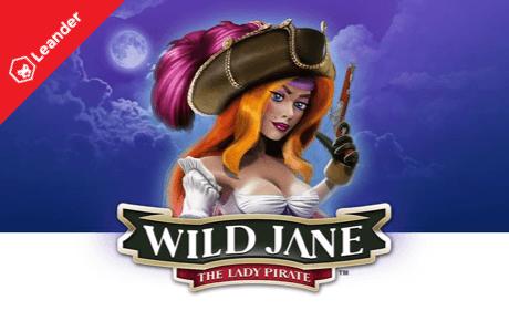 wild jane spielautomat - leander games
