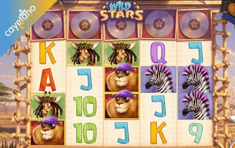 wild stars spielautomat - cayetano gaming