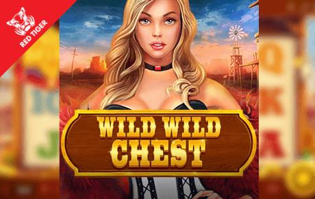 wild wild chest spielautomat - red tiger gaming