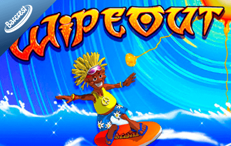 wipeout spielautomat - barcrest games