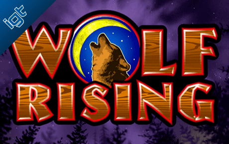 wolf rising spielautomat - igt wagerworks