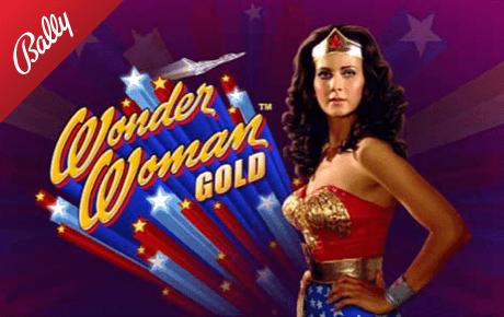 wonder woman gold spielautomat - bally
